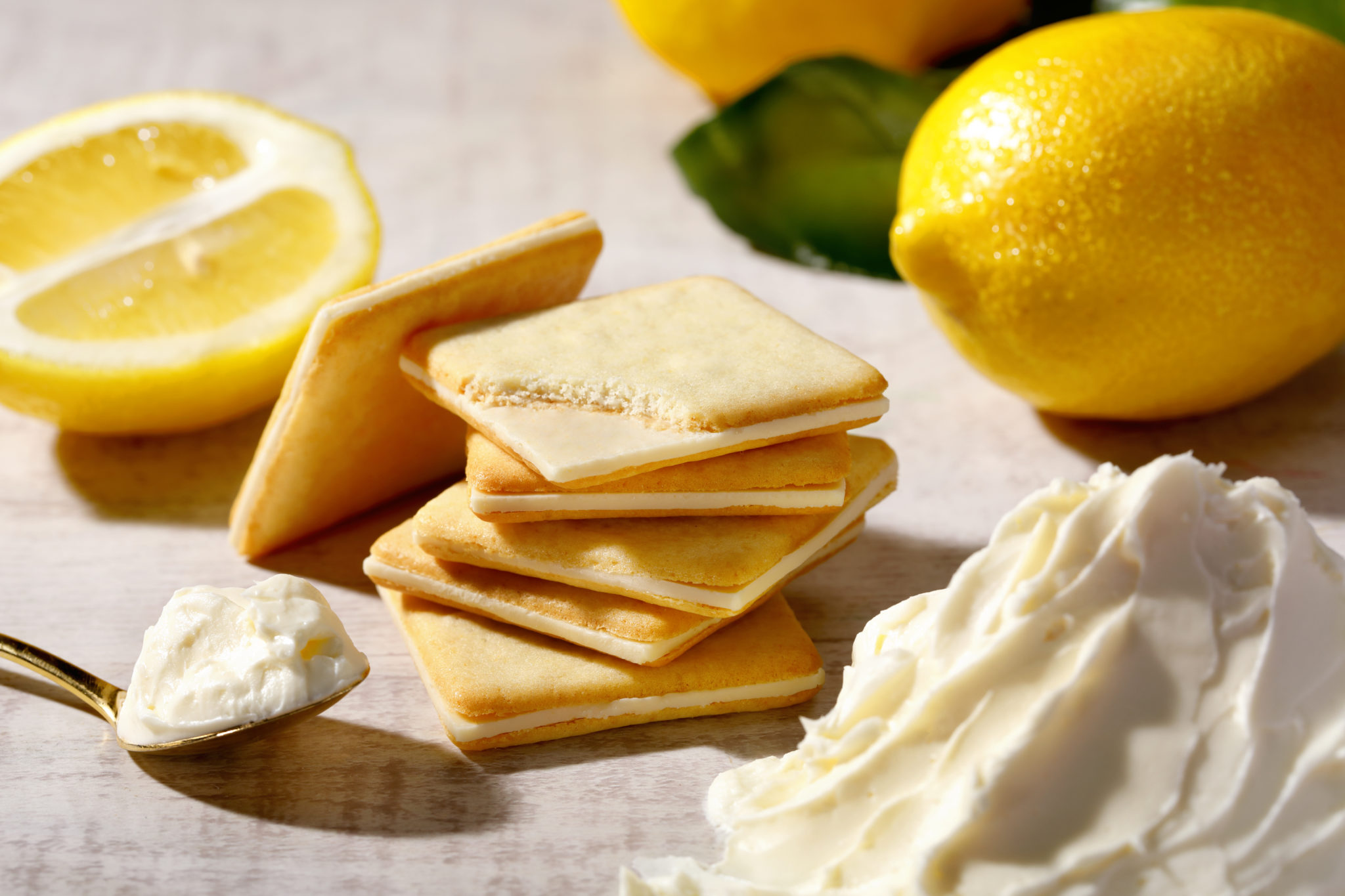 Lemon & Cream Cheese